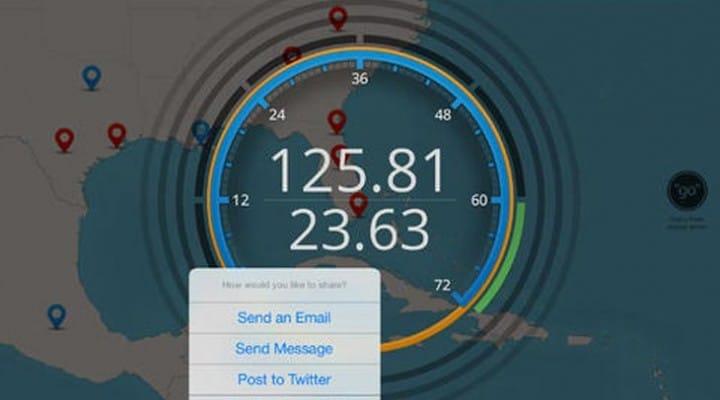 Broadband Speed Test X app advances