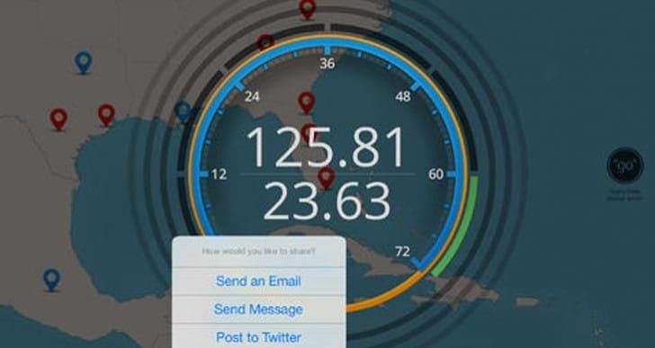 Broadband Speed Test X app advances