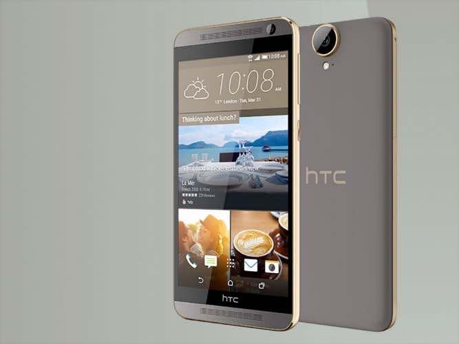 Budget HTC One M9