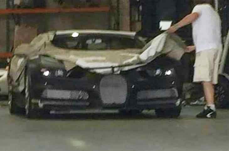Bugatti Chiron successor details