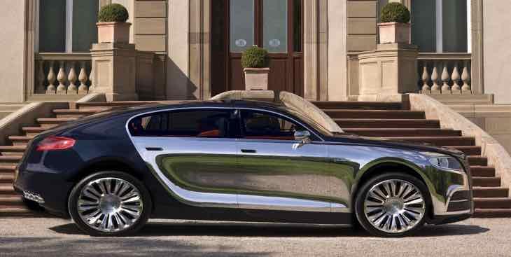 Bugatti SUV release