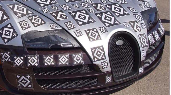 Bugatti Veyron successor, Chiron eye candy fail