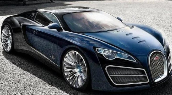 Bugatti Veyron successor changes and top speed