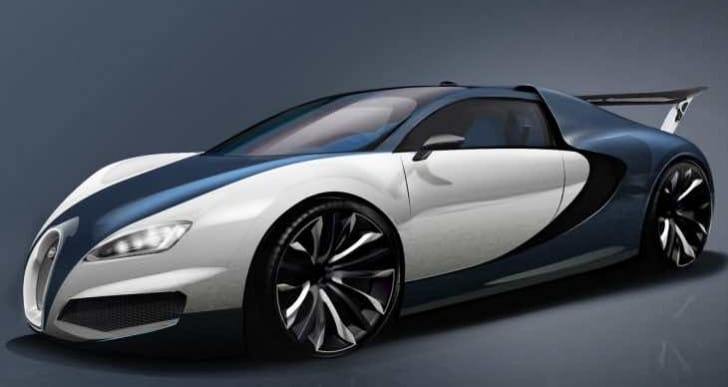 Bugatti Veyron successor desired after Geneva 2015