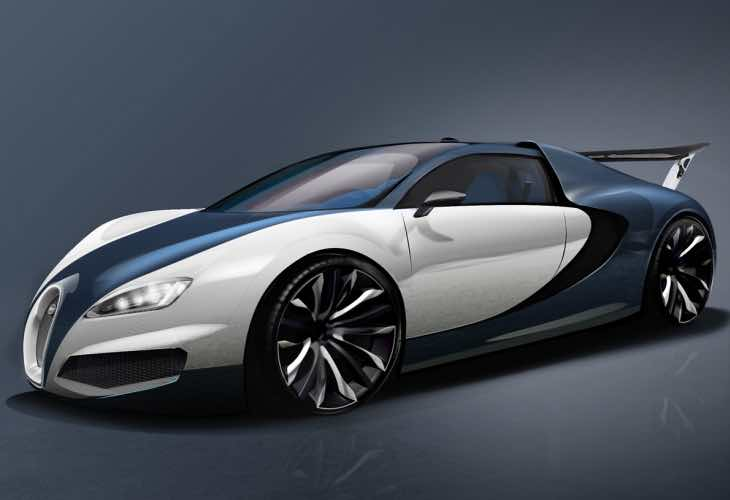 Bugatti Veyron successor desired after Geneva 2015 ...