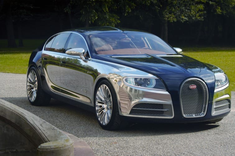 Bugatti Veyron successor release confirmed, at a price