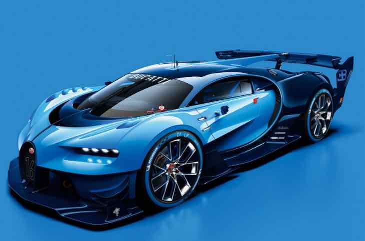 bugatti vision gran turismo teases chiron design product reviews net. Black Bedroom Furniture Sets. Home Design Ideas