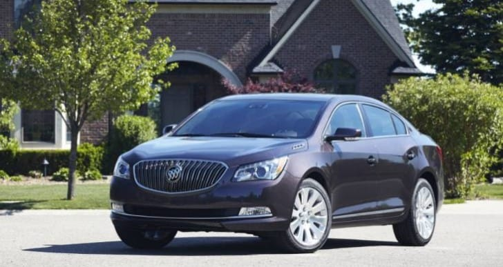 Buick LaCrosse price increase for 2014 model warranted