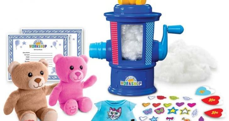 Build-A-Bear Stuffing Station stock update from Argos, Tesco near me