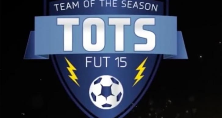 Bundesliga TOTS in FIFA 15 ends today