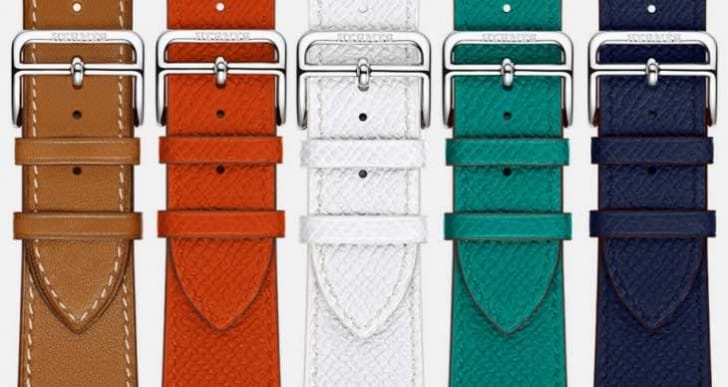 Buy Apple Watch Hermes bands separately, color and pricing options