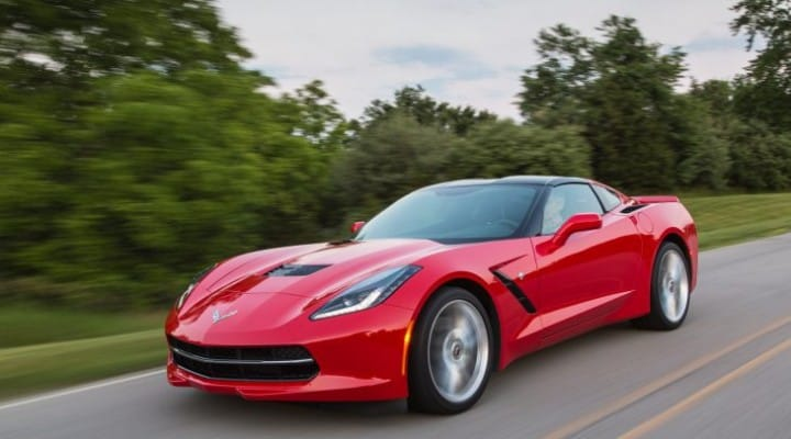 C7 Corvette Stingray vs. Porsche 911, SRT Viper for sales