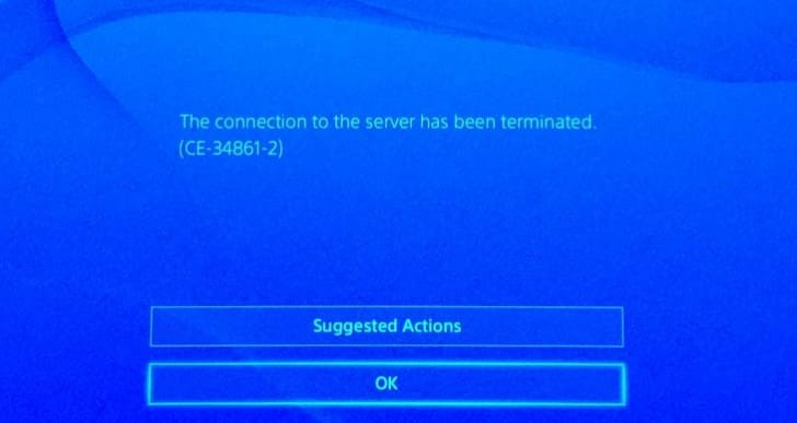 PlayStation website down during PSN maintenance today
