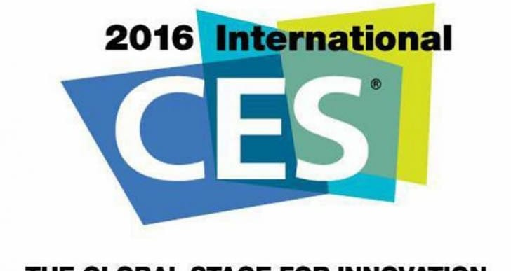 CES 2016 date for Intel and Volkswagen keynotes