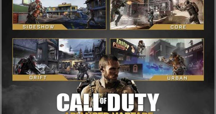 COD Advanced Warfare zombies DLC for multiplayer exit