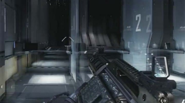 COD: Advanced Warfare MDL grenade launcher weapon review