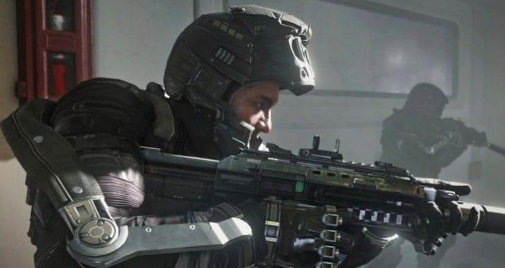 COD Advanced Warfare app to update on weapons