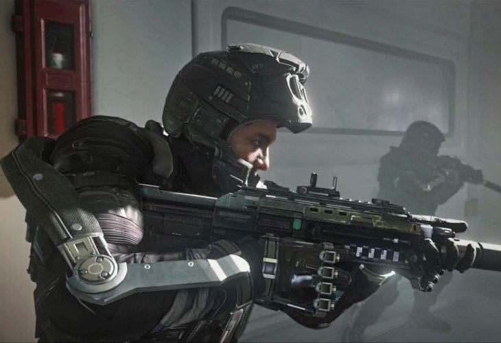 COD Advanced Warfare app to update on weapons