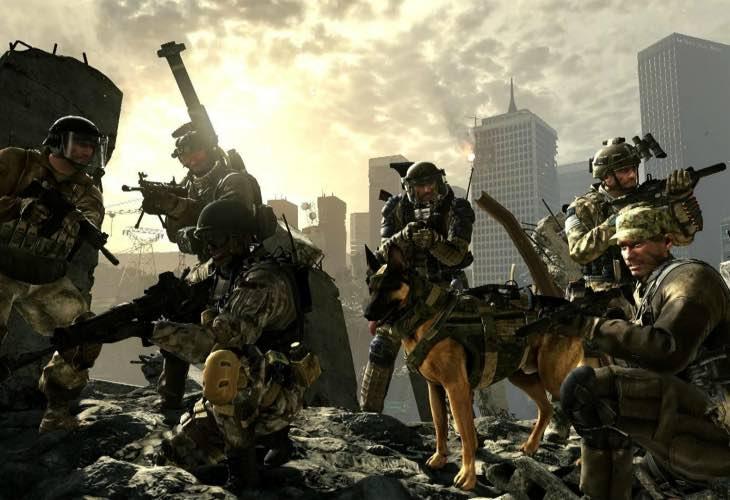 COD Advanced Warfare companion app anger