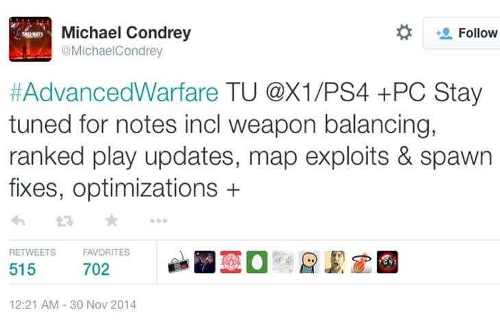 COD-Advanced-Warfare-new-update-for-today