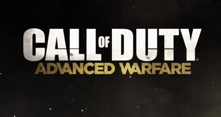 COD: Advanced Warfare release date
