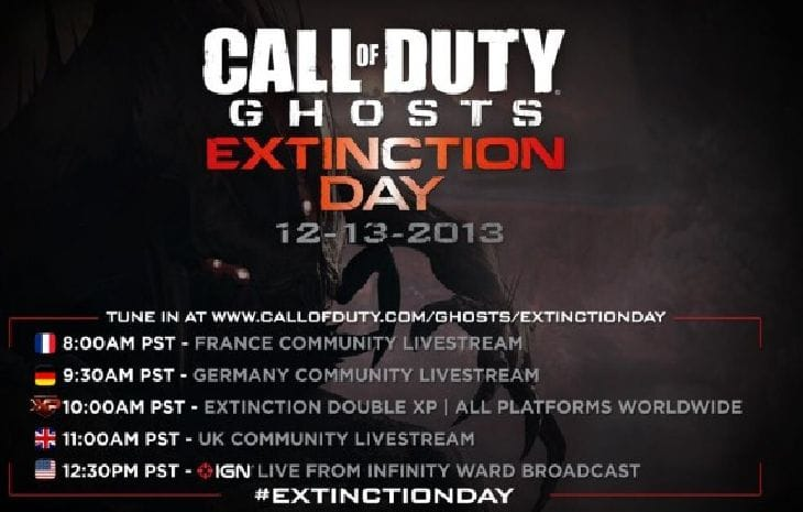 COD-Extincation-Day