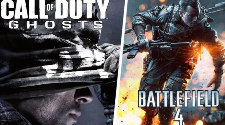 COD: Ghosts, Battlefield 4 upgrade options to PS4