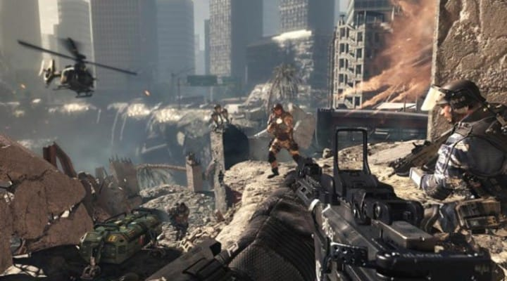 COD: Ghosts early PS4 reviews land