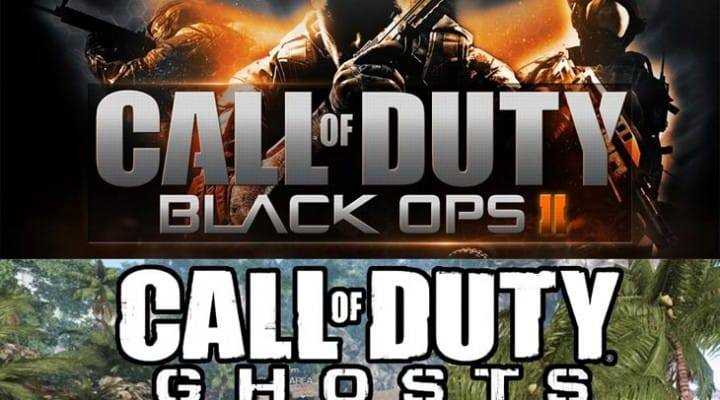 COD: Ghosts Safeguard vs. BO2 zombies