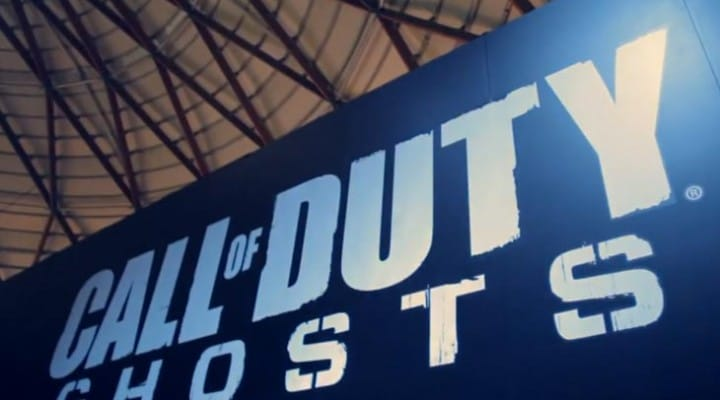 COD: Ghosts at Sydney's 2013 EB Expo