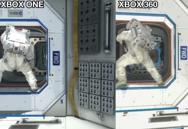 COD Ghosts Xbox One vs. 360 graphics comparison | Product ...