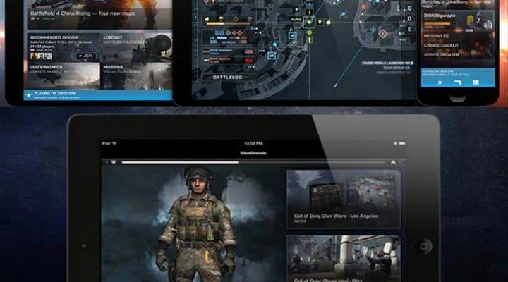 COD: Ghosts app vs. Battlefield 4 companion