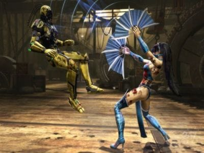 Mortal Kombat 9 (2011): New Characters Added to List