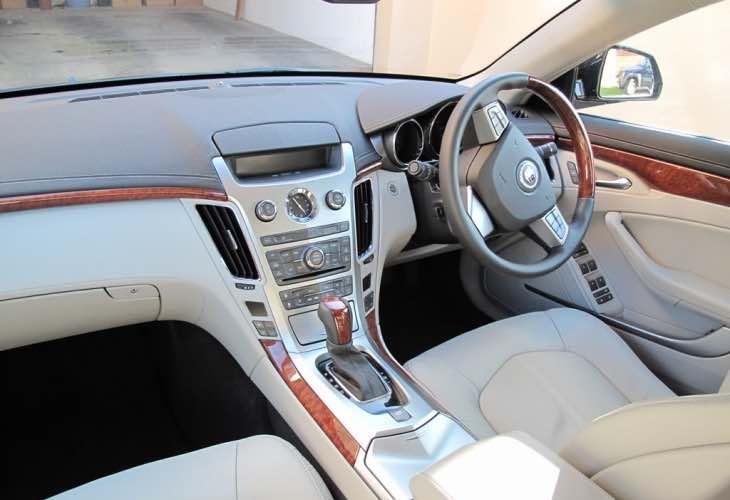 Cadillac UK right-hand-drive models