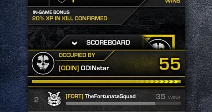 Call of Duty 2014 app update adds needed features