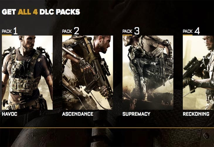 730 x 500 jpeg 70kB, Call of Duty AW schedule for 2015 DLC | Product ...