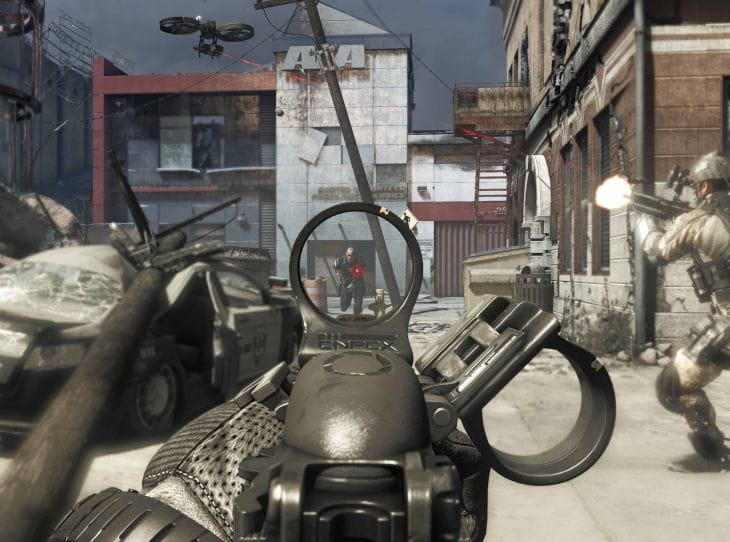 Call of Duty Ghosts double XP weekend and free PC multiplayer