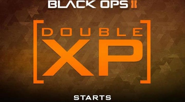 Call of Duty: Halloween Double XP in Ghosts, Black Ops 2