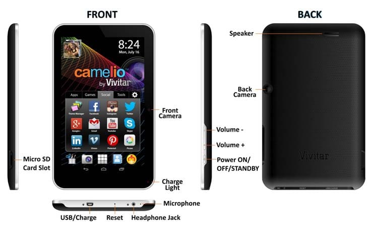 Camelio-2-Tablet-features