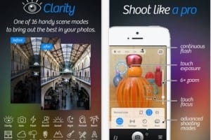 Camera+ app to target iOS 8 features