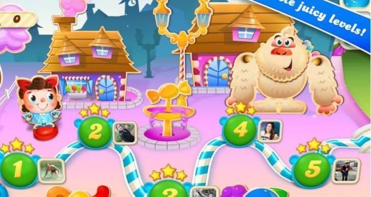 Candy Crush Soda Android and iOS release eagerness