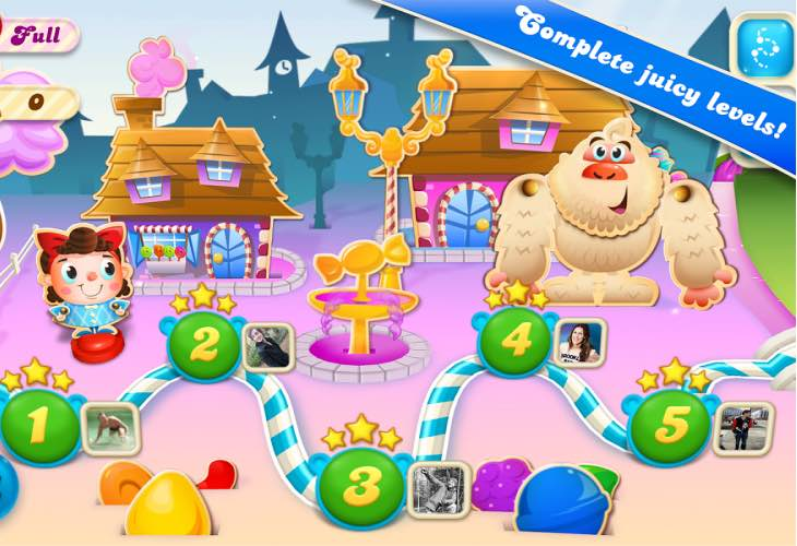 Candy Crush Soda Android and iOS