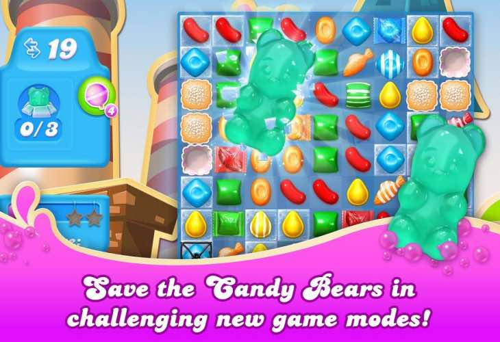 Candy Crush Soda levels 180 to 195 gameplay