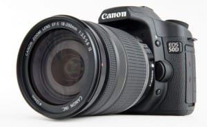 Canon 50D video firmware hack lacks functionality
