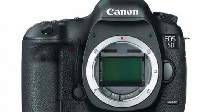 Canon 5D MK IV launch debated following latest development