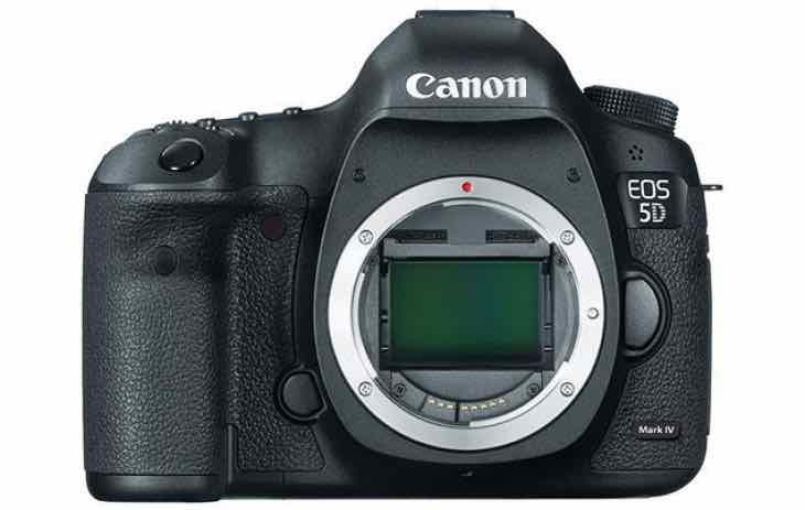 Canon 5D MK IV launch