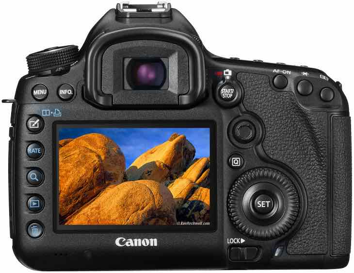 Canon 5D MK IV release date