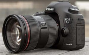 Canon 5D Mark III firmware add-on alleviates 70D anticipation