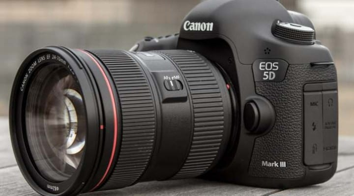 Canon 5D Mark III firmware add-on alleviates 70D anticipation