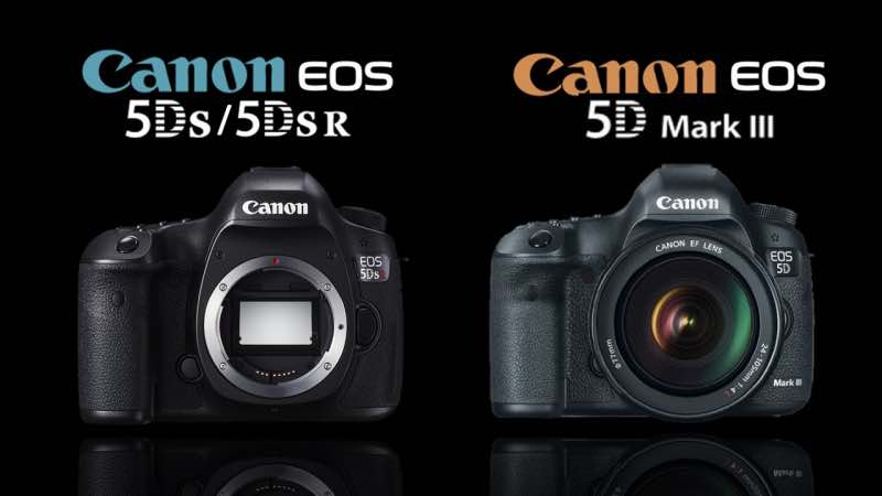 Canon 5DS rival announcement soon